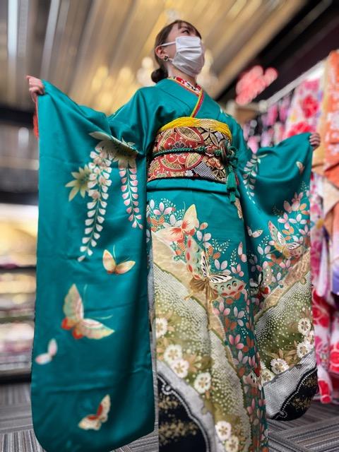 袴とママフリ2